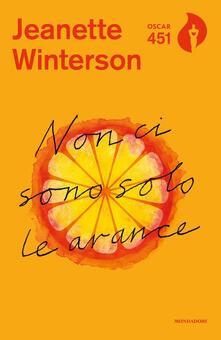 Non ci sono solo le arance - Jeanette Winterson - copertina