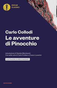 Letterarioprimopiano.it Le avventure di Pinocchio. Con sette note di Carlo Fruttero e Franco Lucentini Image