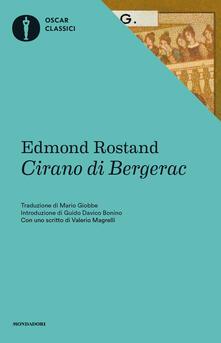 Cirano di Bergerac - Edmond Rostand - copertina