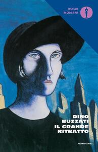 Il grande ritratto - Dino Buzzati - copertina
