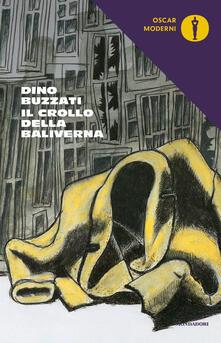 Il crollo della Baliverna - Dino Buzzati - copertina