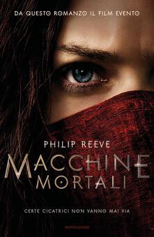 Macchine mortali. Vol. 1 - Philip Reeve - copertina