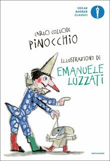 Lpgcsostenible.es Pinocchio. Ediz. a colori Image
