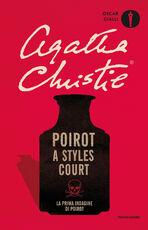 Libro Poirot a Styles Court Agatha Christie