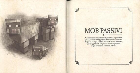 Mobestiary. La guida illustrata a tutte le creazioni. Minecraft - Alex Wiltshire - 2
