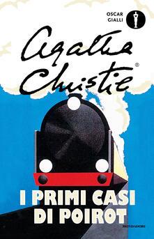 I primi casi di Poirot - Agatha Christie - copertina