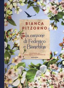 La canzone di Federico e Bianchina - Bianca Pitzorno - copertina