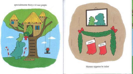 Rory il dinosauro e l'albero di Natale. Ediz. a colori - Liz Climo - 2