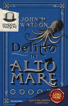 Winniearcher.com Elementare, Watson!. Vol. 2: Delitto in alto mare Image