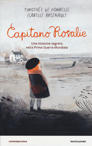 Capitano Rosalie - Timothée de Fombelle - copertina