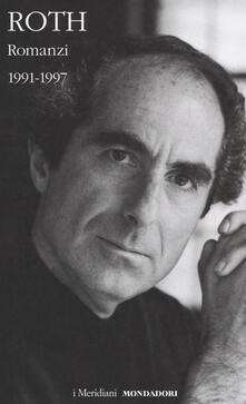 Romanzi. Vol. 2: 1991-1997. - Philip Roth - copertina