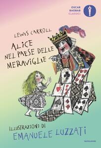 Alice nel paese delle meraviglie. Ediz. a colori - Lewis Carroll - copertina