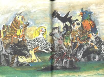 Alice nel paese delle meraviglie. Ediz. a colori - Lewis Carroll - 3