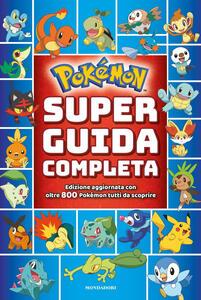 Pokémon. Super guida completa - copertina