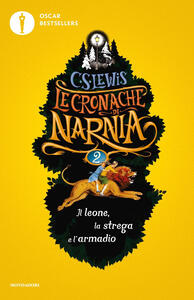 Il leone, la strega e l'armadio. Le cronache di Narnia. Vol. 2 - Clive S. Lewis - copertina