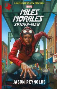 Miles Morales. Spider-Man - Jason Reynolds - copertina