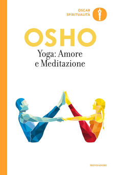 Yoga: amore e meditazione - Osho - copertina