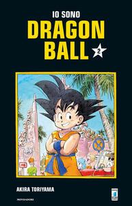 Io sono Dragon Ball. Vol. 2 - Akira Toriyama - copertina