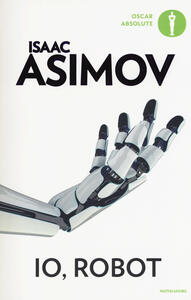 Io, robot - Isaac Asimov - copertina