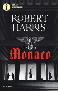 Monaco - Robert Harris - copertina