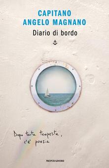 Diario di bordo - Angelo Magnano - copertina