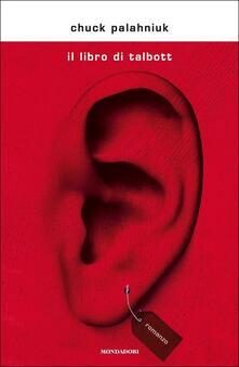 Il libro di Talbott - Chuck Palahniuk - copertina