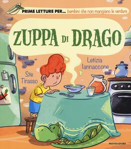 Zuppa di drago - Letizia Iannaccone - copertina