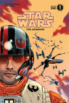 Filippodegasperi.it Poe Dameron. Stars Wars Image