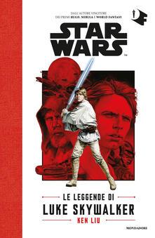 Daddyswing.es Le leggende di Luke Skywalker. Star Wars Image