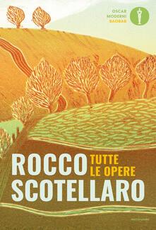 Tutte le opere - Rocco Scotellaro - copertina