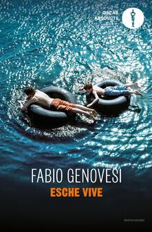 Esche vive - Fabio Genovesi - copertina