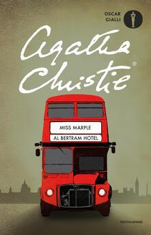Miss Marple al Bertram Hotel - Agatha Christie - copertina