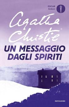 Un messaggio dagli spiriti - Agatha Christie - copertina