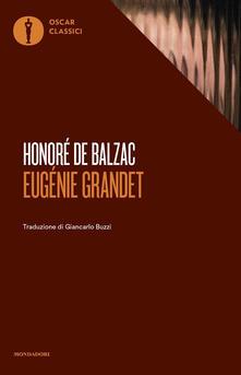 Eugénie Grandet - Honoré de Balzac - copertina