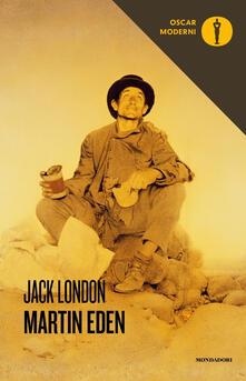 Martin Eden - Jack London - copertina