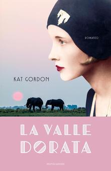 La valle dorata - Kat Gordon - copertina