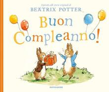 Buon compleanno! Ediz. a colori - Beatrix Potter - copertina