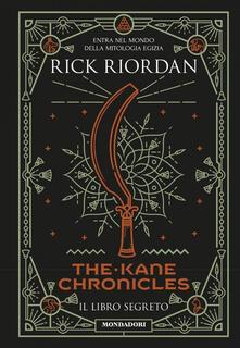 Promoartpalermo.it Il libro segreto. The Kane Chronicles Image