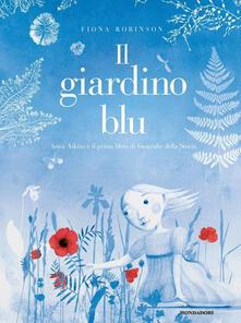 Squillogame.it Il giardino blu. Anna Atkins e il primo libro di fotografie della storia Image