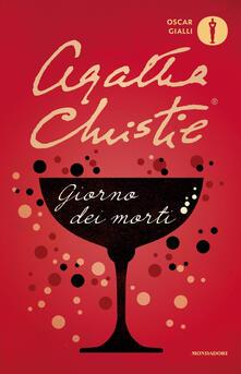 Il giorno dei morti - Agatha Christie - copertina