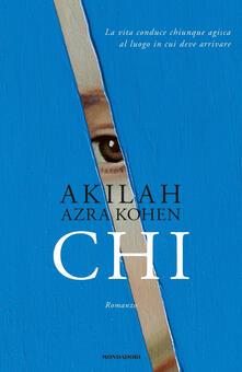 Chi - Akilah Azra Kohen - copertina