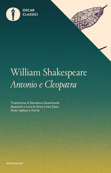 Ipabsantonioabatetrino.it Antonio e Cleopatra. Testo inglese a fronte Image