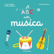 ABC della musica - Virginie Aladjidi,Caroline Pellissier - copertina