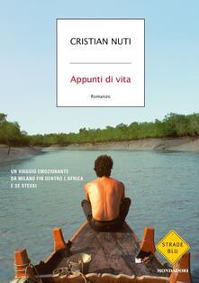 Appunti di vita - Cristian Nuti - copertina
