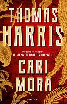 Cari Mora - Thomas Harris - copertina