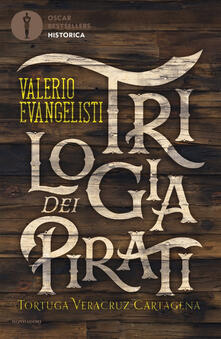 Associazionelabirinto.it Trilogia dei pirati: Tortuga-Veracruz-Cartagena Image
