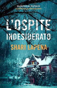 L' ospite indesiderato - Shari Lapena - copertina