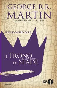 Secchiarapita.it Uno scontro di re. Il trono di spade. Vol. 1-2 Image
