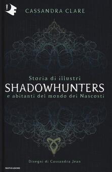 Amatigota.it Storia di illustri Shadowhunters e abitanti del mondo dei Nascosti. Ediz. a colori Image