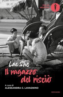 Il ragazzo del risciò - Lao She - copertina